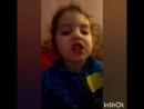 Каролинка 2 6годика учим стихи
