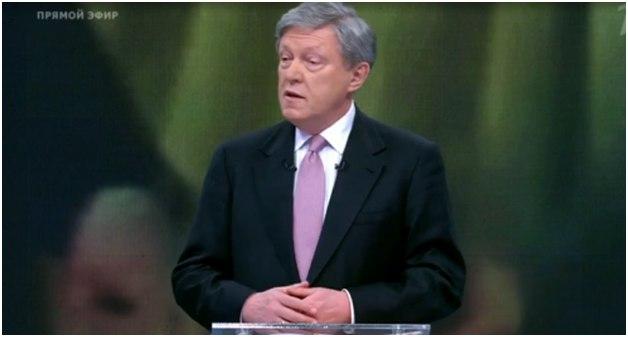 Показуха на камеру: Явлинский вступил в предвыборную гонку