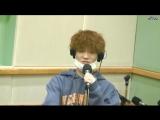 280418 HAON-Adios @KBS Kiss The Radio