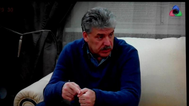 Павел Грудинин отвечает на вопросы зрителей канала ,,Нейромир ТВ