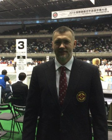 """Russian Karate Kyokushinkai on Instagram: """"Exclusive from Shihan Ipatov! International Karate friendship 2018 2018 The 35th All Japan Weight Cat..."""