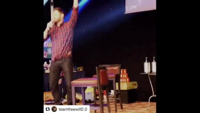 Танец от Джареда