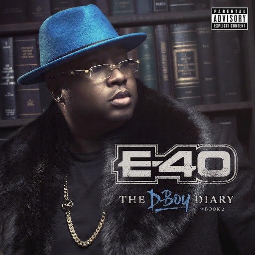 E-40 альбом E-40 - The D-Boy Diary: Book 2