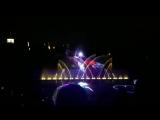 Шоу фонтанов в Vinpearl (Viet Nam) под песню Пугачёвой Миллион алых роз