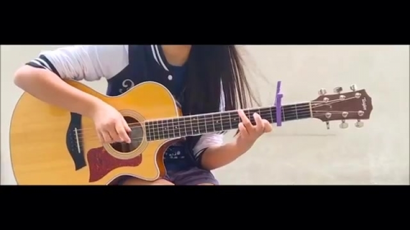 BTS - Blood Sweat Tears Guitar Cover