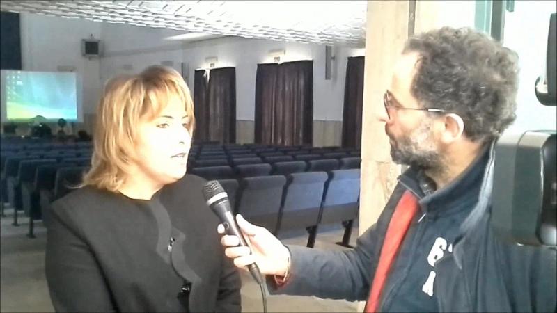 11.03.2013 - Taurianova - interviste ai promotori della Conferenza Stampa Qui Per Voi