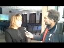 11 03 2013 Taurianova interviste ai promotori della Conferenza Stampa Qui Per Voi