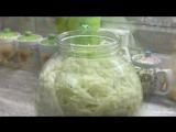 Рецепт квашенной капусты без соли!