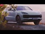 Porsche Cayenne тест-драйв с Никитой Гудковым