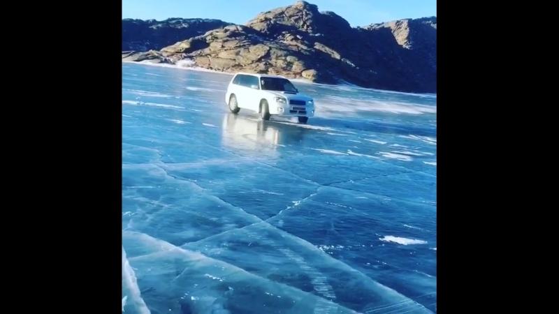 Subaru Forester. Сибинские озера