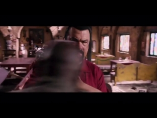 Steven Seagal vs Mike Tyson