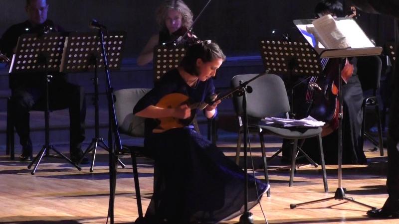 Ярослава Лазаренкова и Камерный оркестр Игоря Лермана