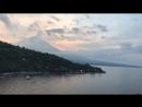 Ещё один закат над Гунунг Агунгом