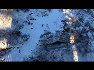 Прыжок с тарзанки (Самара)🔥🔥🔥