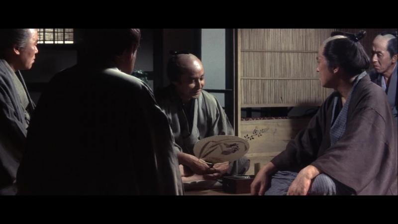 04. Слепой Ичи: Беглец (1963)
