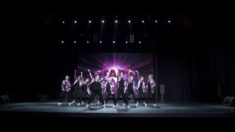 STAR'TDANCEFEST_VOL12_6'ST PLACE_Best dance perfomance beginners kids_Space from Pskov