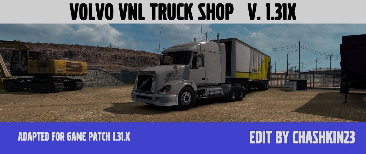 VOLVO VNL TRUCK SHOP UPD 26.04.18 (1.31)