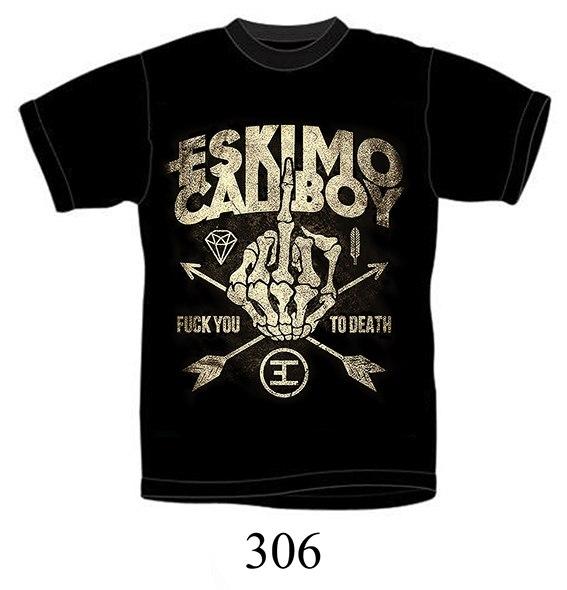 Футболка Eskimo Callboy