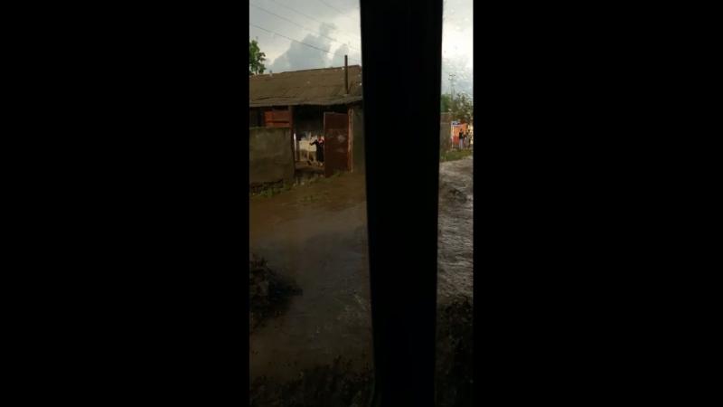 Наводнение в Ингушетии