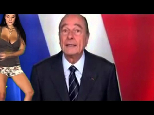 Disco Chirac, Mais Quelle Idée !! [YTP fr]