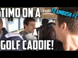 T2 Ambush #2  Timo Boll Training + Golf Caddie &amp more!