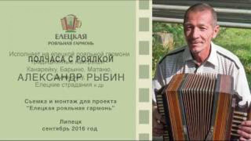 Полчаса с роялкой - Александр Рыбин