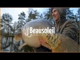 Carp fishing in France Beautiful Specimen Carp from Beausoleil