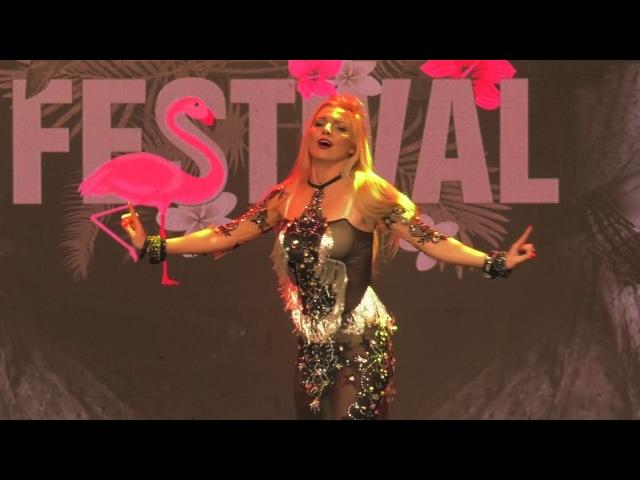 Daria danilkina @ Eilat Festival 2018
