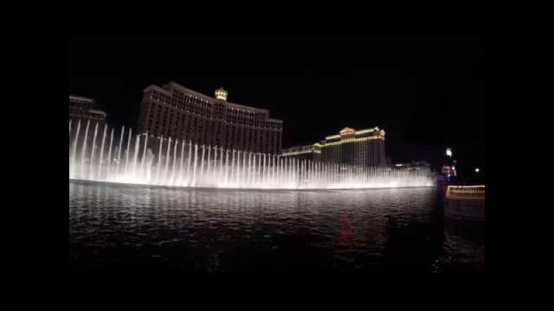 Las Vegas - Fountains of Bellagio