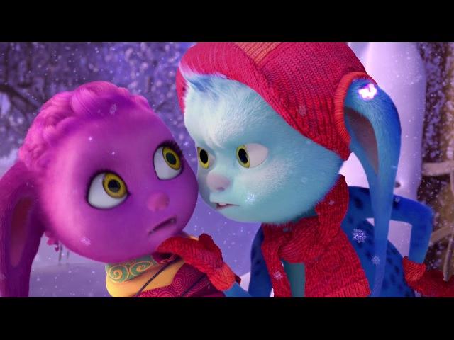 Джинглики Похититель Нового Года 8 серия Мультики про Новый год Новые мультфильмы для детей