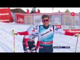 🇳🇴 Johannes Høsflot Klæbo WINS AGAIN - Sprint [C] Final - Planica 2017