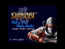 Shinobi III: Return of the Ninja Master [Sega Genesis] Soundtrack - 1993