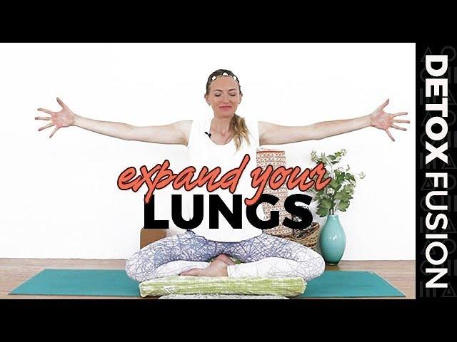 Day 18: Expand Your Lung Capacity Kundalini Kriya - Enter a Deep Meditative State (45-Min)