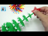 How to Make a Drinking Straws Christmas Tree for Your Table Decoration Art and Craft Ideas