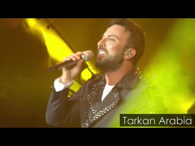 Tarkan - Yolla ( Harbiye Concert 2017 ) ..