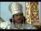 Кришна рассказывает Арджуне о действии