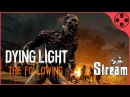 Арагаджага Забэ и Коломба против зомбарей Dying light the following 1