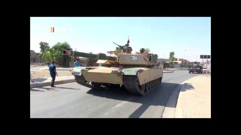 Ejército iza la bandera iraquí en todo Kirkuk y toma lugares clave