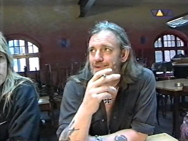 Motörhead - VIVA Virus (Live, Interview... 1998)