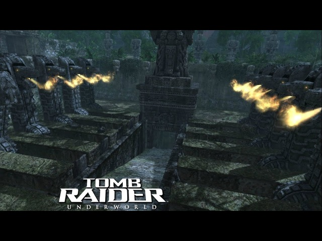 Tomb Raider: Underworld ► Playground(Игровая площадка) №9 No Commentary !