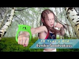 Evnika Saadvakass - The 10 year Old Impressive Boxer