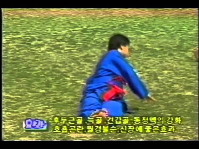 Kouk sun do Ki circulating exercises