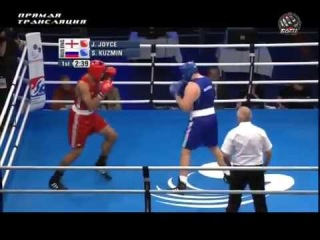 Sergey Kuzmin vs Joe Joyce