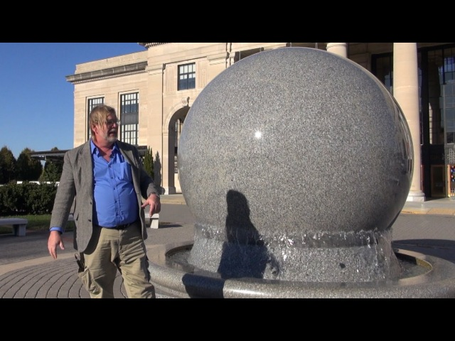 59 000 Pound Granite Ball Floating Grand Kugel REAL United States Episode 198