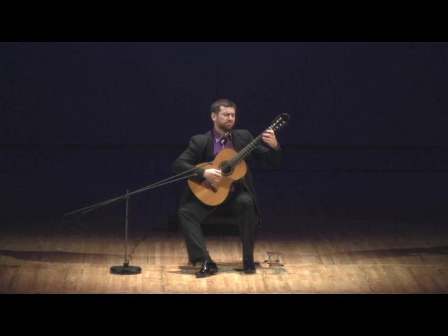 Jose Antonio Escobar - Piazzolla - Winter in Buenos Aires