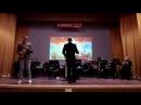 VIKTOR sAX.Соло импровизация с оркестром.Оркестр морской пехоты, 810 бригада ордена Жу...