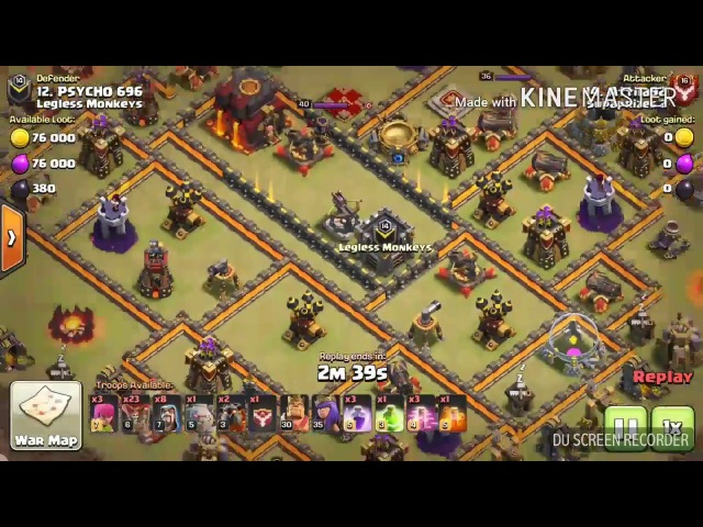 Th9.5(3xbows) best war base 2017|Clasher Omega