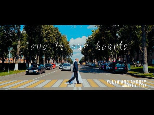 04 08 2017 Julia and Andrey Vimeo