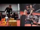 Тренировка взрывной силы. Кто лучше борцы или ударники?
