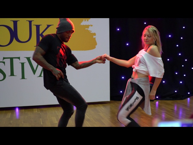 WZF2018 Joanna William DS Body Isolations Demo ~ video by Zouk Soul